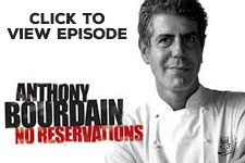 Anthony Bourdain New Orleans